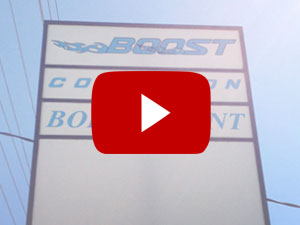 Boost Collision - YouTube Video