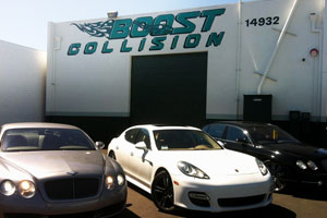 Boost Collision - Auto Body Services in Van Nuys & Los Angeles, CA